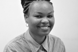 Faith Kivunga Msc Student